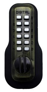 M210AB Mechanical, Keyless Deadbolt